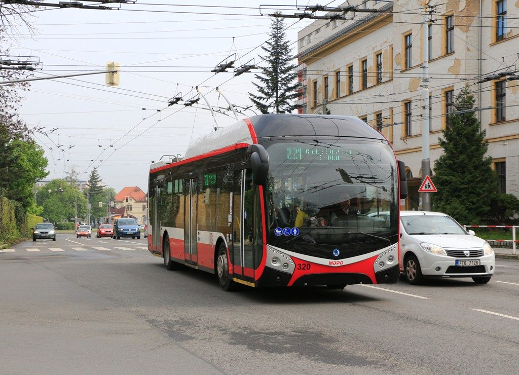 Škoda Transportation launches new trolleybus - Urban Transport Magazine